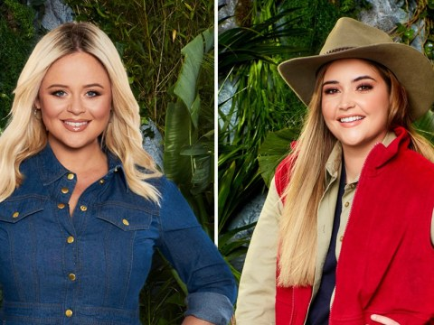 I'm A Celebrity's Emily Atack backs Jacqueline Jossa to win the jungle: 'We're rooting for her!'
