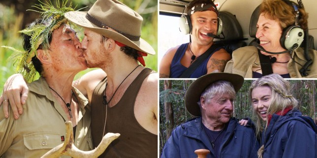 I'm a Celebrity's most unlikely friendships – from Star Trek's George Takei and Joe Swash, to James McVey and Harry Redknapp