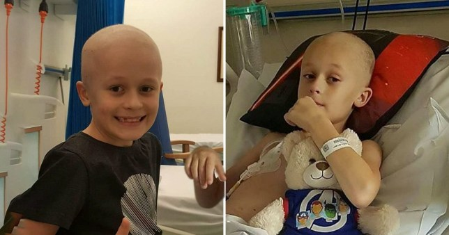 Trolls use photo of boy who died of cancer to set up fake fundraising page