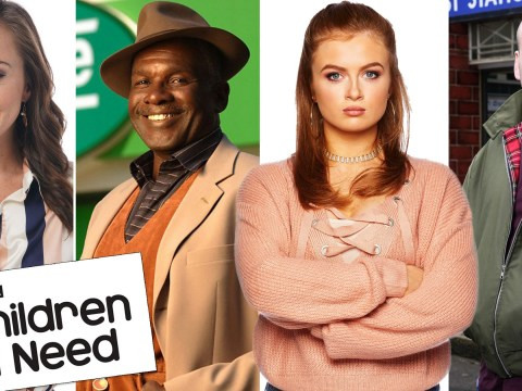 What is the EastEnders Children In Need sketch for 2019?