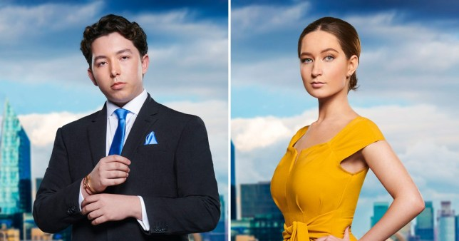 The Apprentice's Lottie Lion and Ryan-Mark tell fans they are 'dating' after romance rumours