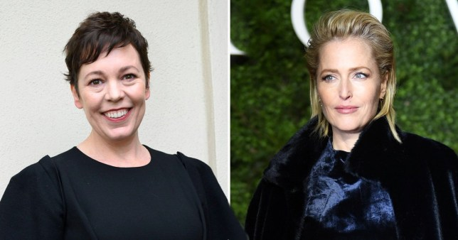 The Crown's Olivia Colman gives verdict on Gillian Anderson as Margaret Thatcher in season 4