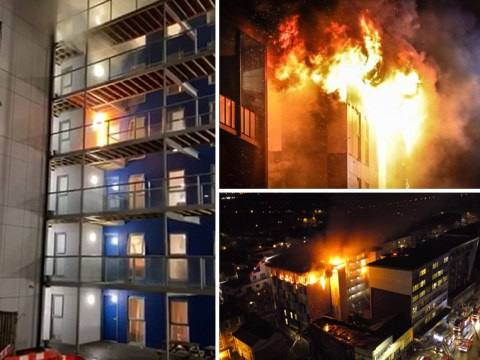 Managers of student halls ravaged by flames failed fire inspection in Leeds
