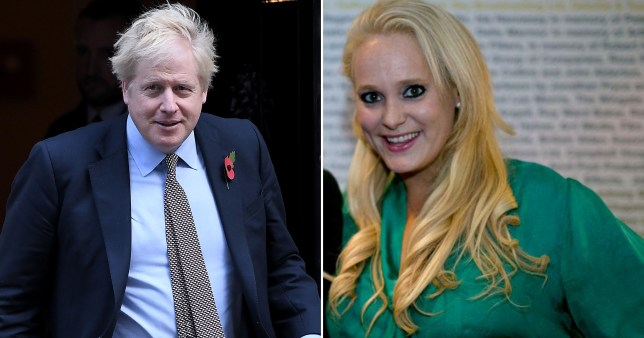 US business woman Jennifer Arcuri said Boris Johnson 'cast her aside like a gremlin'