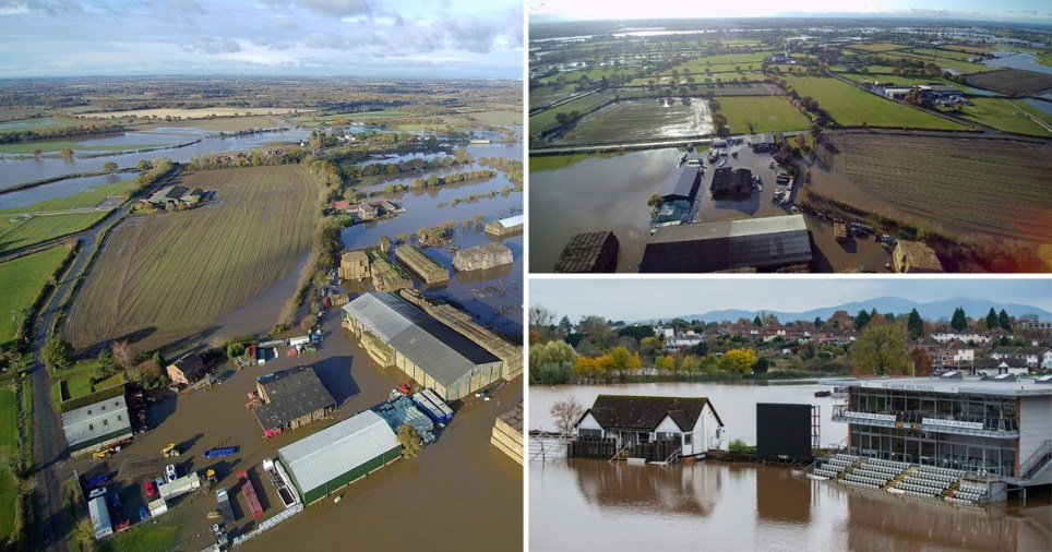 This week is predicted to be drier but floods could continue