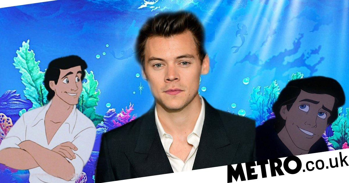Harry Styles was right to turn down Prince Eric in The Little Mermaid - Metro.co.uk