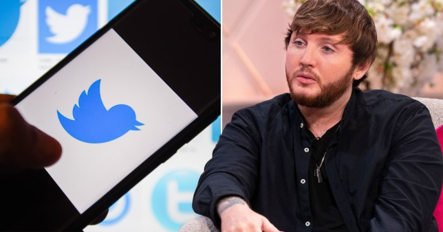 James Arthur quits Twitter