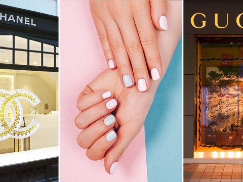 Logo nail art is the latest manicure trend taking over Instagram