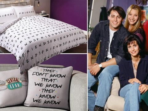 Aldi releases Friends-themed collection and we couldn't BE more excited