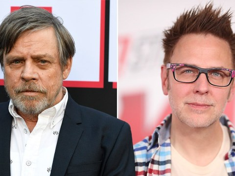 James Gunn breaks hearts as he insists Star Wars legend Mark Hamill will not star in Guardians of the Galaxy