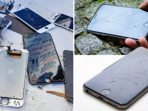 Nearly 20% of people in the UK are walking around with a smashed phone, says study