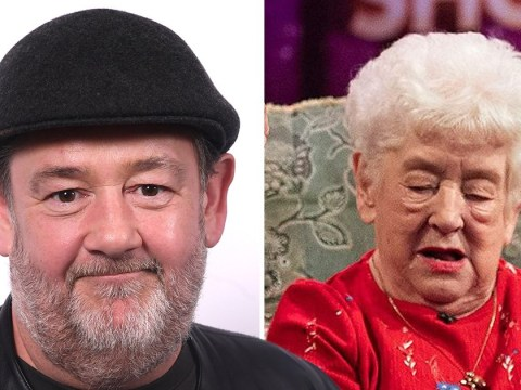 Johnny Vegas confirms death of his beloved mum Patricia: 'I'm still incapable of processing it'