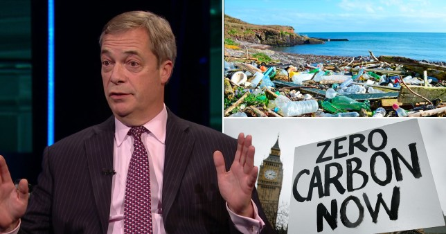 Nigel Farage on climate