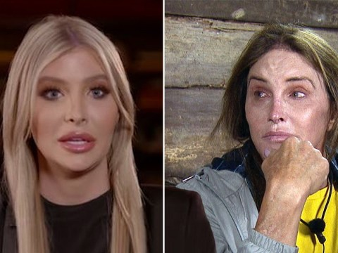 Caitlyn Jenner's girlfriend Sophia Hutchins wants to call I'm A Celebrity producers over 'gut-wrenching' breakdown: 'It's difficult to deal with'