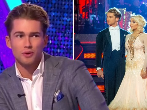 AJ Pritchard anxious as he faces personal Strictly Come Dancing curse with Saffron Baker after dance-off