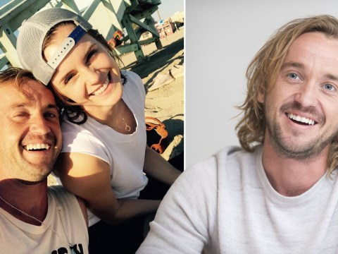 Tom Felton hails Emma Watson 'unique beautiful soul', as Rupert Grint claims Harry Potter stars had 'sparks'