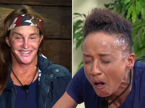 I'm A Celebrity recap: Adele Roberts gags on pig uterus as Caitlyn Jenner reveals she's treated differently as a woman