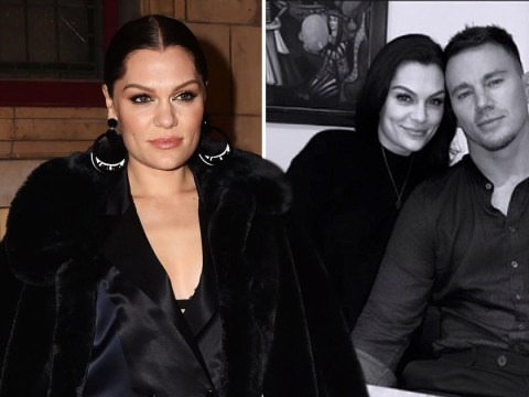 Jessie J wraps up for London winter as Channing Tatum's divorce from Jenna Dewan is finalised