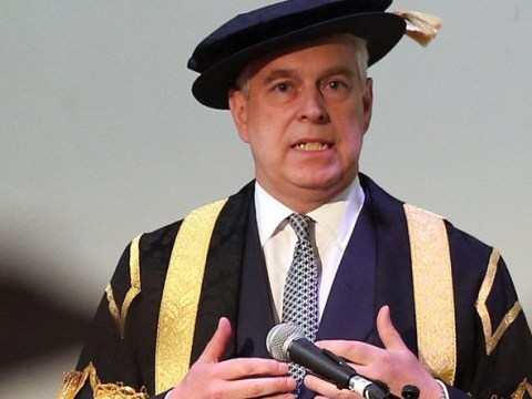 Prince Andrew steps down as Huddersfield university chancellor over Epstein links