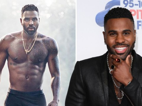 Jason Derulo denies photoshopping viral 'anaconda' after sending fans wild with NSFW snap: 'Us Haitians we look different'