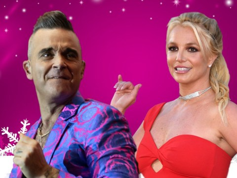 Britney Spears turned down Fairytale Of New York duet with Robbie Williams
