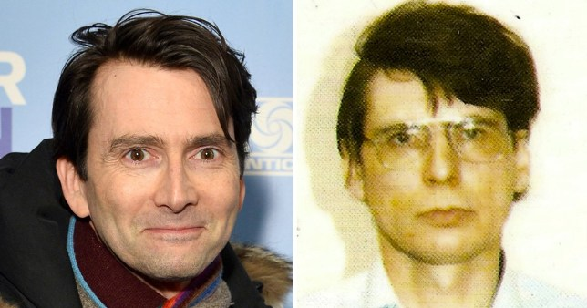 David Tennant and Dennis Nilsen