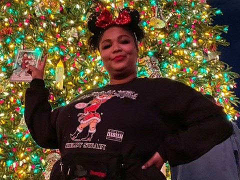Lizzo jets off to Disneyland as she celebrates Grammy success and we're not jealous one bit