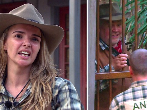 I'm A Celebrity campmates 'disappointed' over Cliff Parisi's arrival into jungle – as they wanted chocolate instead