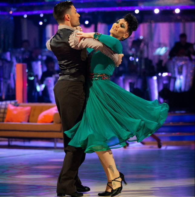 The Kitchener Record: Michelle Visage Is The Latest Victim Of Strictly Viewers