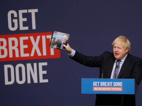 Boris Johnson vows to be 'Corbyn neutral by Christmas' in Tory manifesto speech