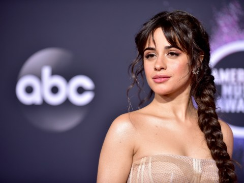 Camila Cabello channels her inner fairy nymph in steamy new music video ahead of AMAs performance