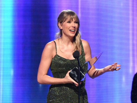 Who were the winners at the American Music Awards last night?