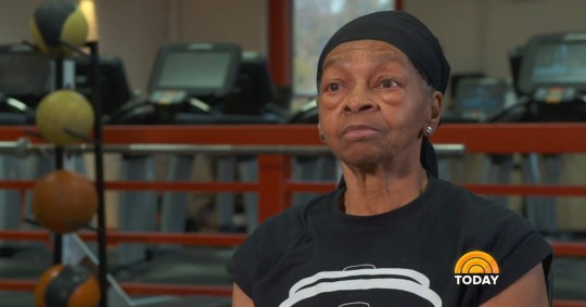 Weightlifting gran, 82, fought off intruders (Picture: Today)