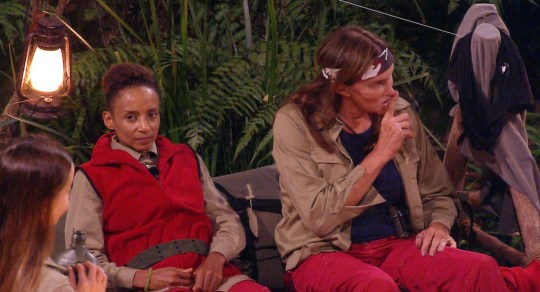 Caitlyn on I'm A Celebrity