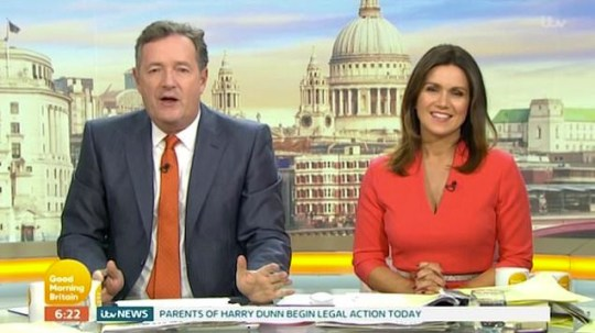 Piers Morgan reignites James Bond woman debate