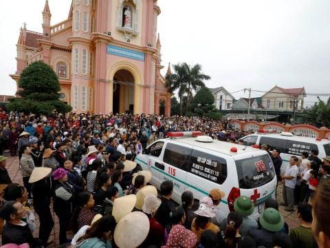 Bodies of migrants found in Essex lorry repatriated to Vietnam