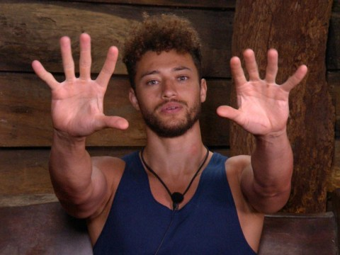 I'm A Celebrity's Myles Stephenson used Femfresh in the jungle instead of showering – because it was just too cold