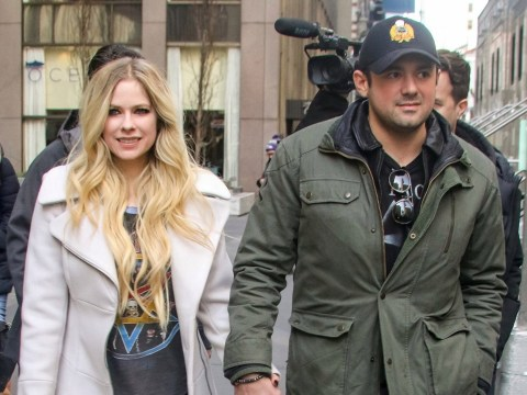 Avril Lavigne and boyfriend Phillip Sarofim 'split up' after almost two years of dating