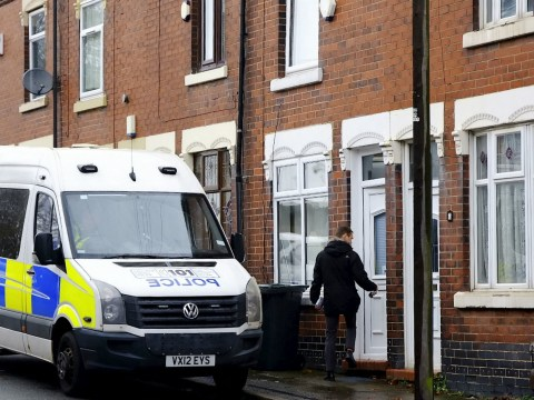 Man, 49, and woman, 29, arrested on suspicion of newborn baby's murder