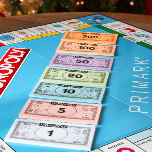 Primark releases its own Monopoly board game