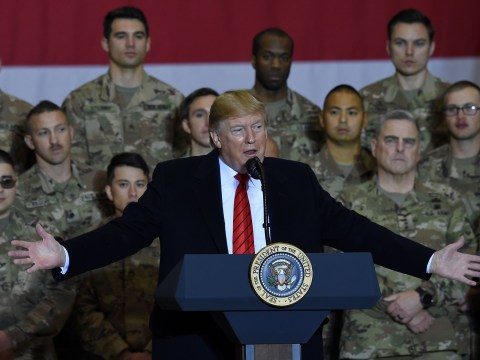 Donald Trump to deploy 3,500 US troops to Middle East after Iran airstrike