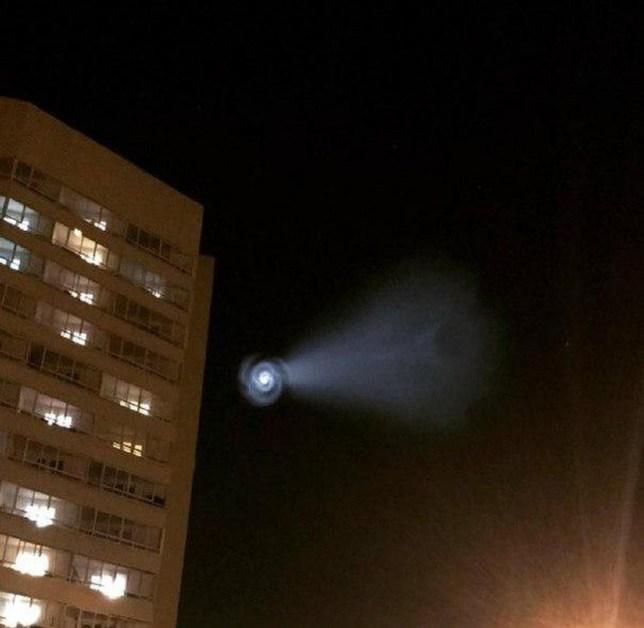 Topol missile in Ufa, Bashkiria
