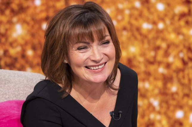Editorial use only Mandatory Credit: Photo by Ken McKay/ITV/REX (10487632ba) Lorraine Kelly 'Lorraine' TV show, London, UK - 29 Nov 2019 LORRAINE'S 60TH BIRTHDAY PARTY!! BEN SHEPHARD IS PRESENTING We're celebrating Lorraine's 60th on the show with lots of surprises.