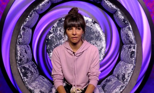 Roxanne Pallett on Big Brother