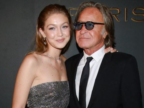 Gigi Hadid's dad Mohamed says he has to 'get used to a lot of things' amid pregnancy news