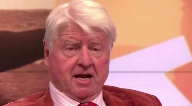 Stan calls public 'illiterate' Picture: BBC METROGRAB