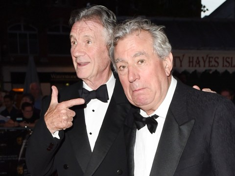 Terry Jones's final interview with the aid of Monty Python co-star Michael Palin describes dementia battle, as star dies aged 77