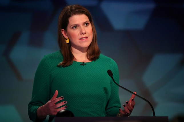 Jo Swinson admits drug laws are unfair to BAME and poor communities