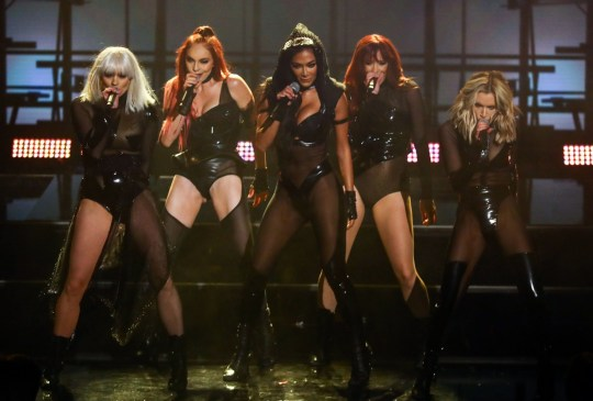 Pussycat Dolls on X Factor: Celebrity