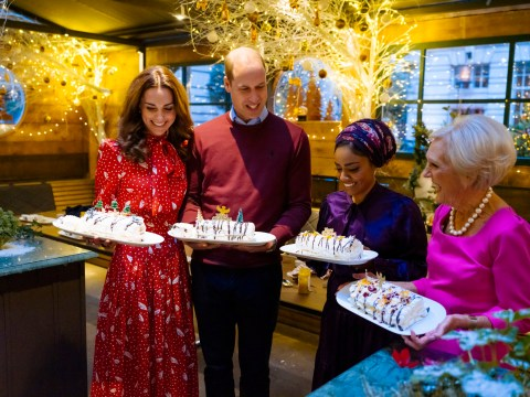 Prince William, Kate Middleton and Mary Berry sign up for A Berry Royal Christmas cooking show and we cannot wait